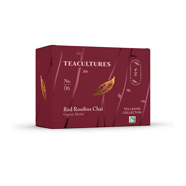 Tea Cultures Red Rooibos Chai