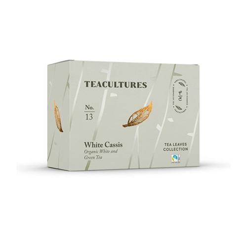 Tea Cultures White Cassis