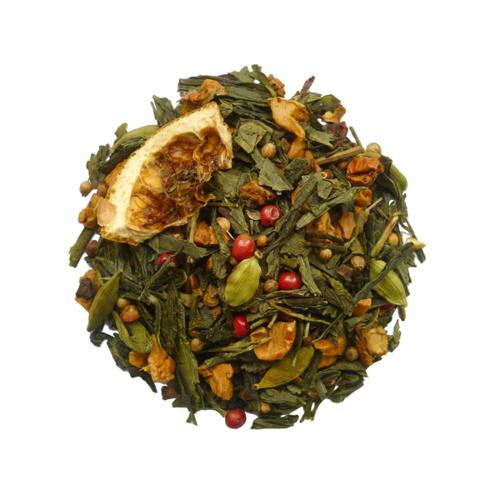The Art of Tea Groene Sinaasappel Chai