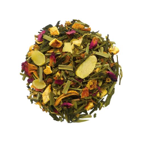 The Art of Tea Het Geheim van Toetanchamon