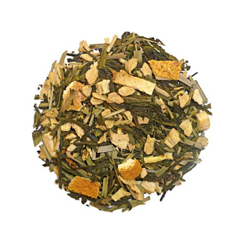 The Art of Tea Sinaasappel Gember