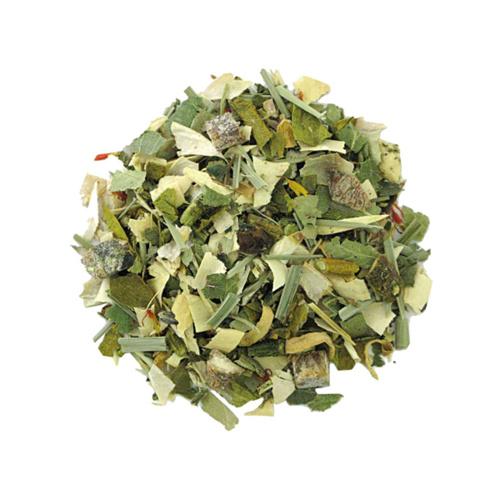 The Art of Tea Stress Weg