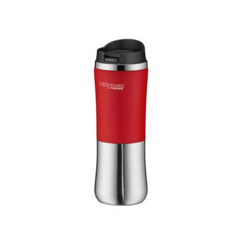 Thermos Brilliant Reisbeker 0,3L Rood