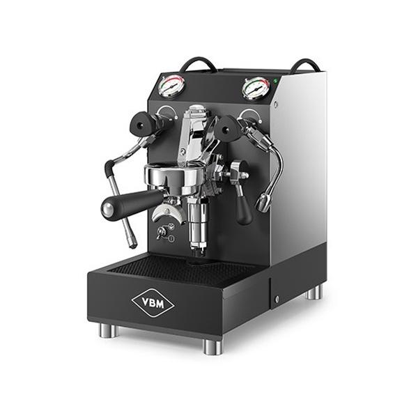 Vibiemme Domobar Junior HX Zwart Espressomachine