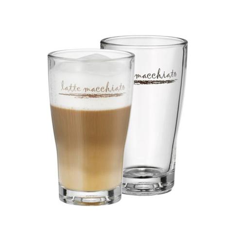 WMF Barista Latte Macchiato Glazen 2 stuks